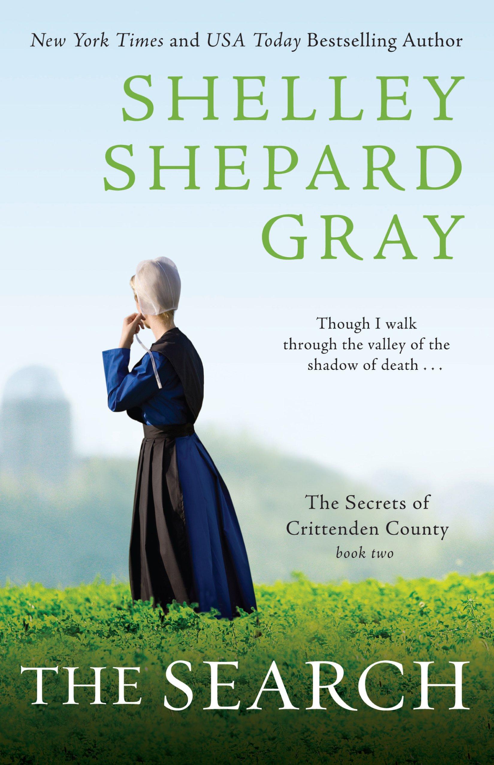 The Search (The Secrets of Crittenden County): Shelley Shepard Gray:  9781410453716: Amazon.com: Books