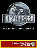 Jurassic Pork Old Earmarks Have Survived Senator Jeff Flake June 2015