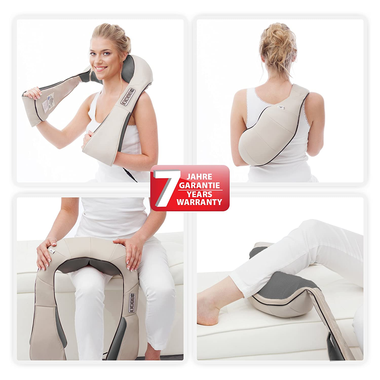 Original Donnerberg NM089 Nackenmassagegerät Anwendung