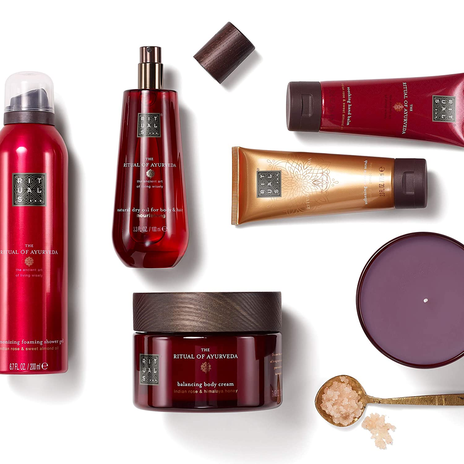 RITUALS The Ritual of Ayurveda Set de Regalo Small, Balancing Treat
