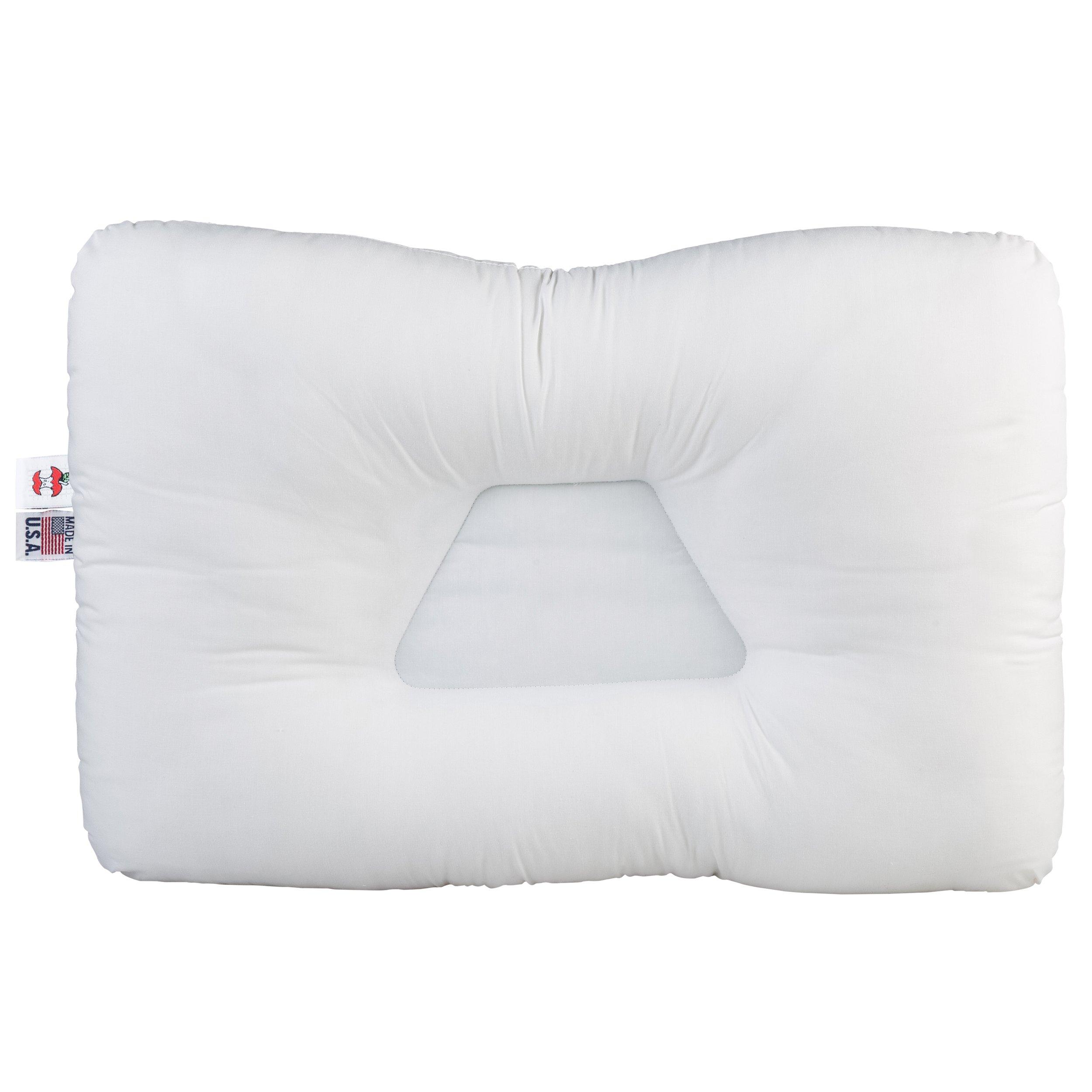 Petite Core Pillow Firm - White