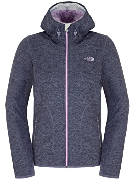 forro polar north face mujer