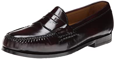 Cole Haan Men's Pinch Grand Penny Loafer, Burgundy, ...