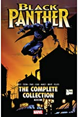 Black Panther by Christopher Priest: The Complete Collection Vol. 1 (Black Panther (1998-2003)) Kindle Edition
