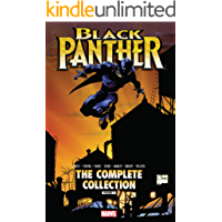 Black Panther by Christopher Priest: The Complete Collection Vol. 1 (Black  Panther (