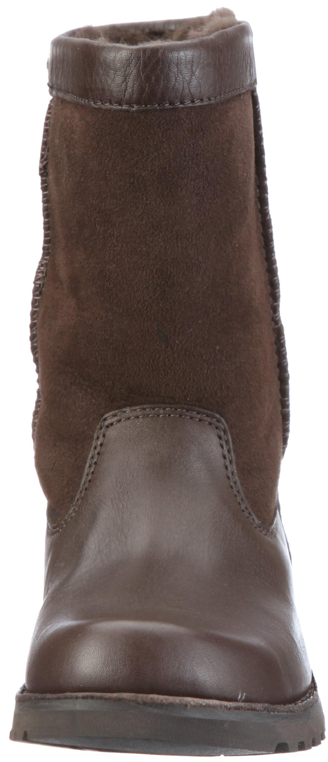 UGG Australia Children's Riverton Suede Boots,Chocolate/Chocolate,5 Child US by UGG (Image #4)