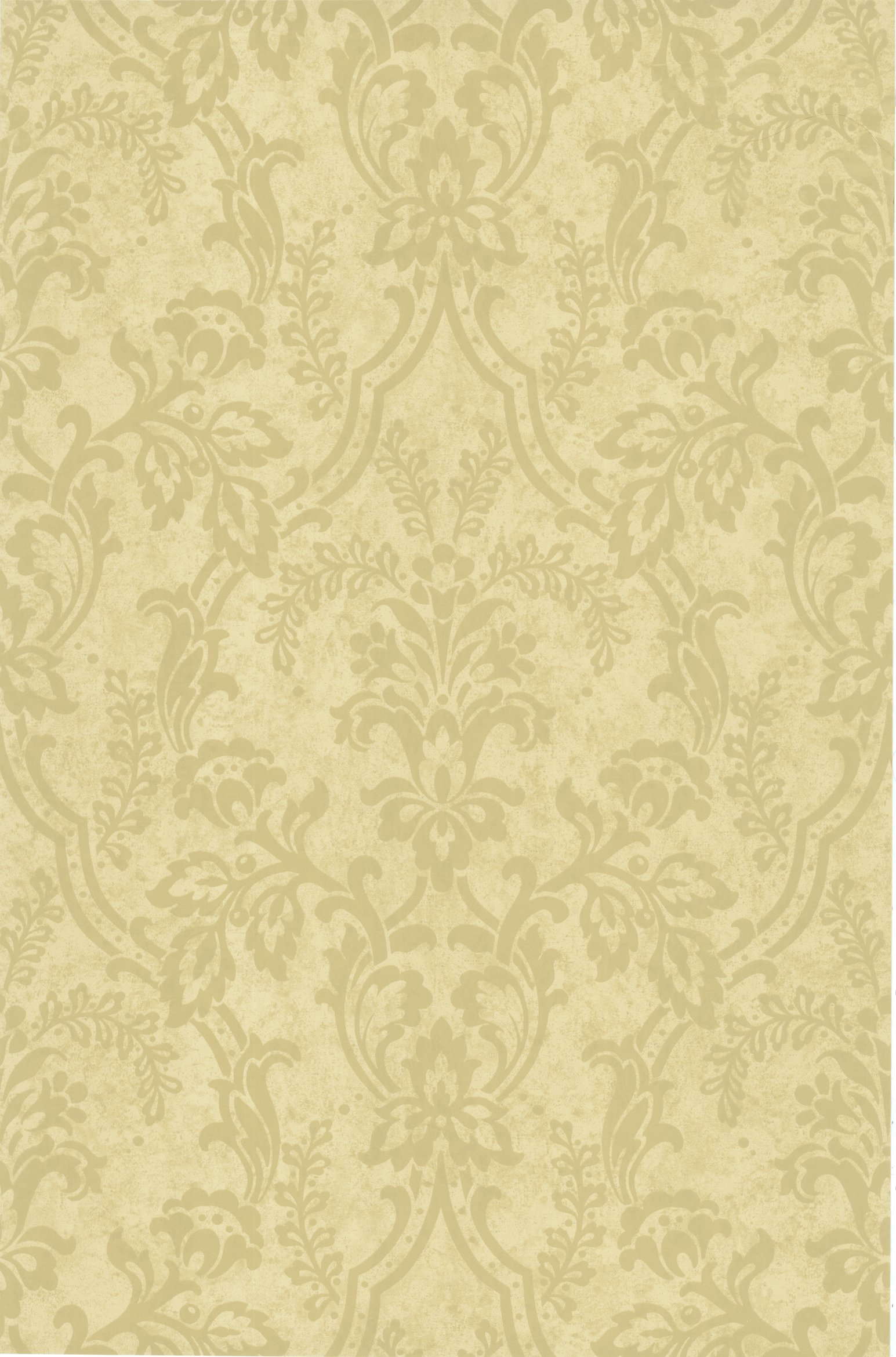 Warner CCP12118 Andrea Ale Ornate Ogee Wallpaper, Bronze by Warner Manufacturing