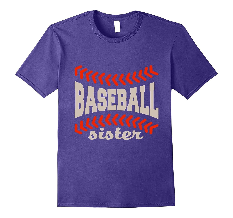 Lovely Baseball sister T Shirt-TH