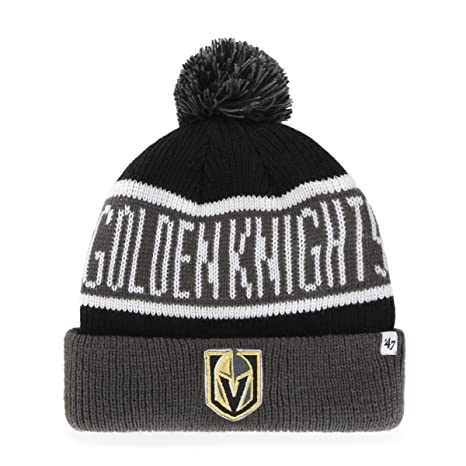 fa0af209597 Vegas Golden Knights NHL City Cuffed Knit Toque