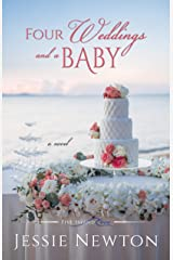 Four Weddings and a Baby (Five Island Cove Book 6) Kindle Edition