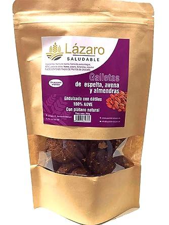 Lázaro Galleta de Avena Espelta y Almendras 200g