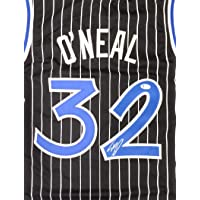 $199 » Orlando Magic Shaquille O'Neal Autographed Black Jersey Signed on #2 Beckett BAS Stock #191131