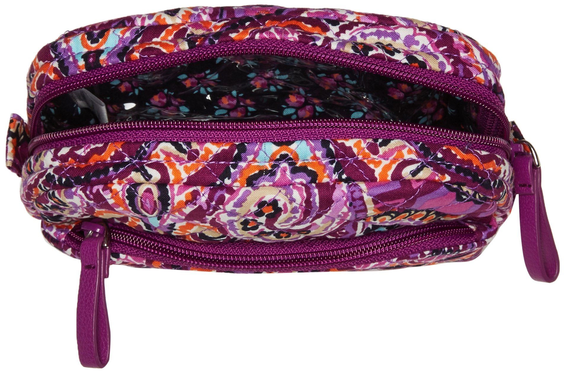 Vera Bradley Iconic Mini Cosmetic, Signature Cotton, Dream Tapestry by Vera Bradley (Image #5)
