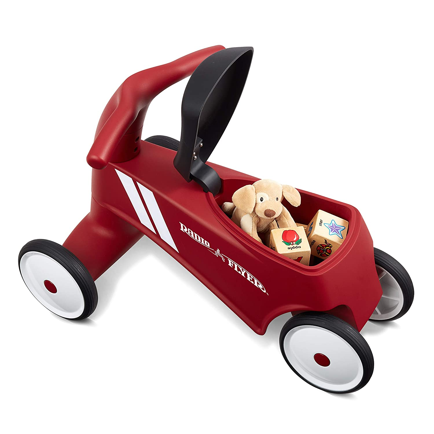 Amazon.com: Radio Flyer Scoot About Sport: Toys & Games