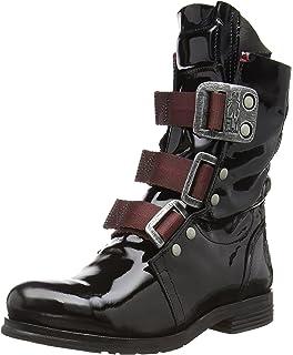 Fly London Women s Stif Combat Boots 9ed46cdd845