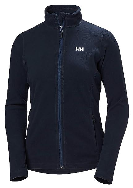 Helly Hansen Womens Daybreaker Lightweight Active Outdoor Full Zip Fleece Coat Jacket