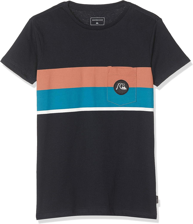 Quiksilver Get Buzzy Longsleeve f/ür Jungen 8-16 T-Shirt