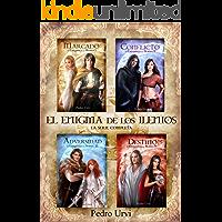 EL ENIGMA DE LOS ILENIOS (Serie completa V