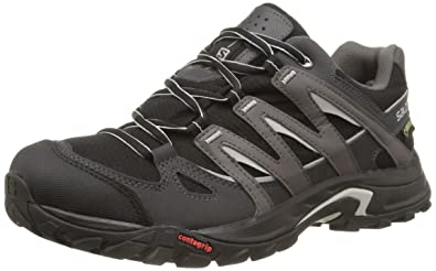 427385e9 Amazon.com | Salomon Men's Eskape GTX Hiking Shoe, Black/Asphalt ...