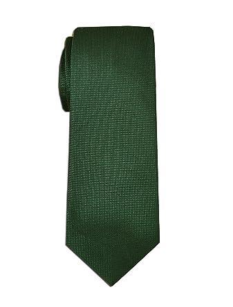 Remo Sartori - Corbata - para hombre verde verde oscuro Talla ...