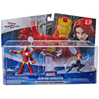 Disney Infinity - Marvel Super Heroes: Avengers, Edición 2.0, Play Set - Standard Edition