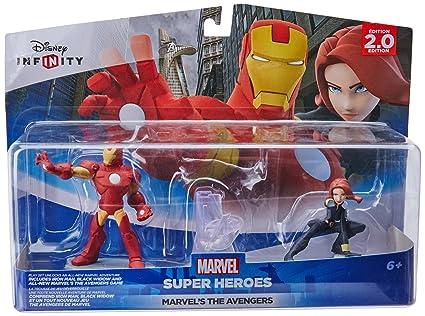 NEW Disney Infinity 2.0 Marvel NICK FURY Spider-man Super Heroe PS4 XBOX ONE 360