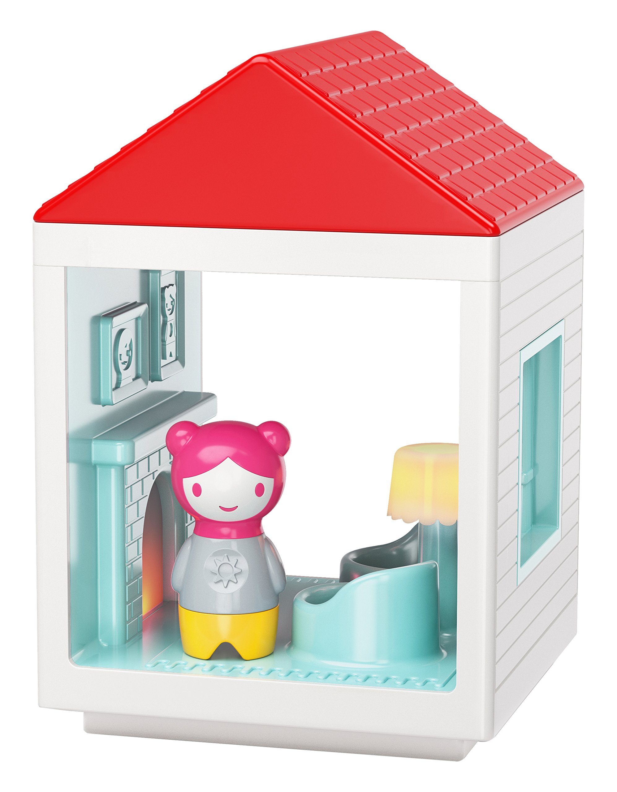 Kid O Myland Play House Living Room & Friend Interactive Learning Toy