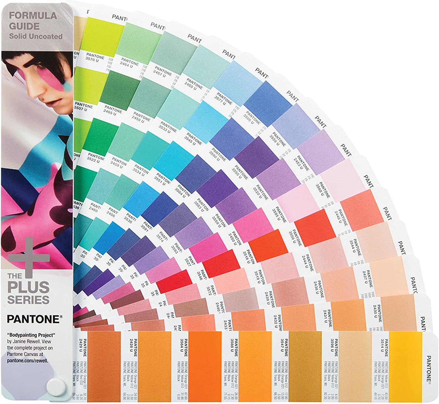 Pantone Starter Formula Guide Coated /& Uncoated GG1511 **BRAND NEW**