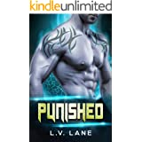 Punished: A SciFi Alien Romance (Mate for the Alien Master Book 1)