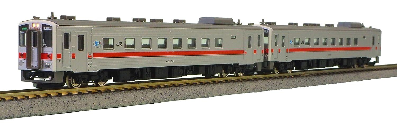 グリーンマックス Nゲージ 30631 JR北海道キハ54形 (500番代宗谷本線) 2両編成セット (動力付き) B01N7XGLS7