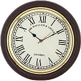 Artshai big 16 inch Antique look Wall Clock, designer Home & Office Wall Clocks