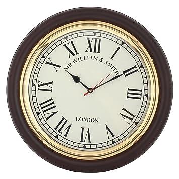 office wall clock. simple wall artshai big 16 inch antique look wall clock home u0026 office clocks on clock