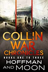 The Collin War Chronicles: Book One to Three