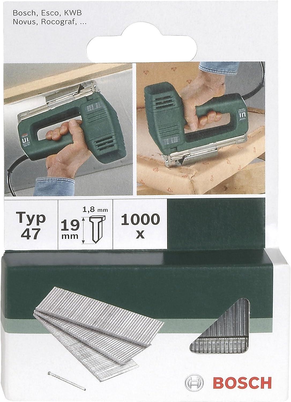 Bosch 2 609 255 809 - Clavo tipo 47 (pack de 1000)