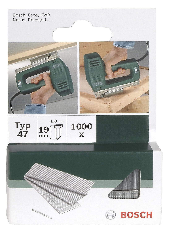 Bosch 2609255811 DIY N/ägel Typ 47 1.8 x 1.27 x 23 mm