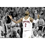 Kyrie Irving Sports Poster Photo Limited Print Cleveland Cavaliers NBA Player Sexy Celebrity Athlete Size 22x28 #1