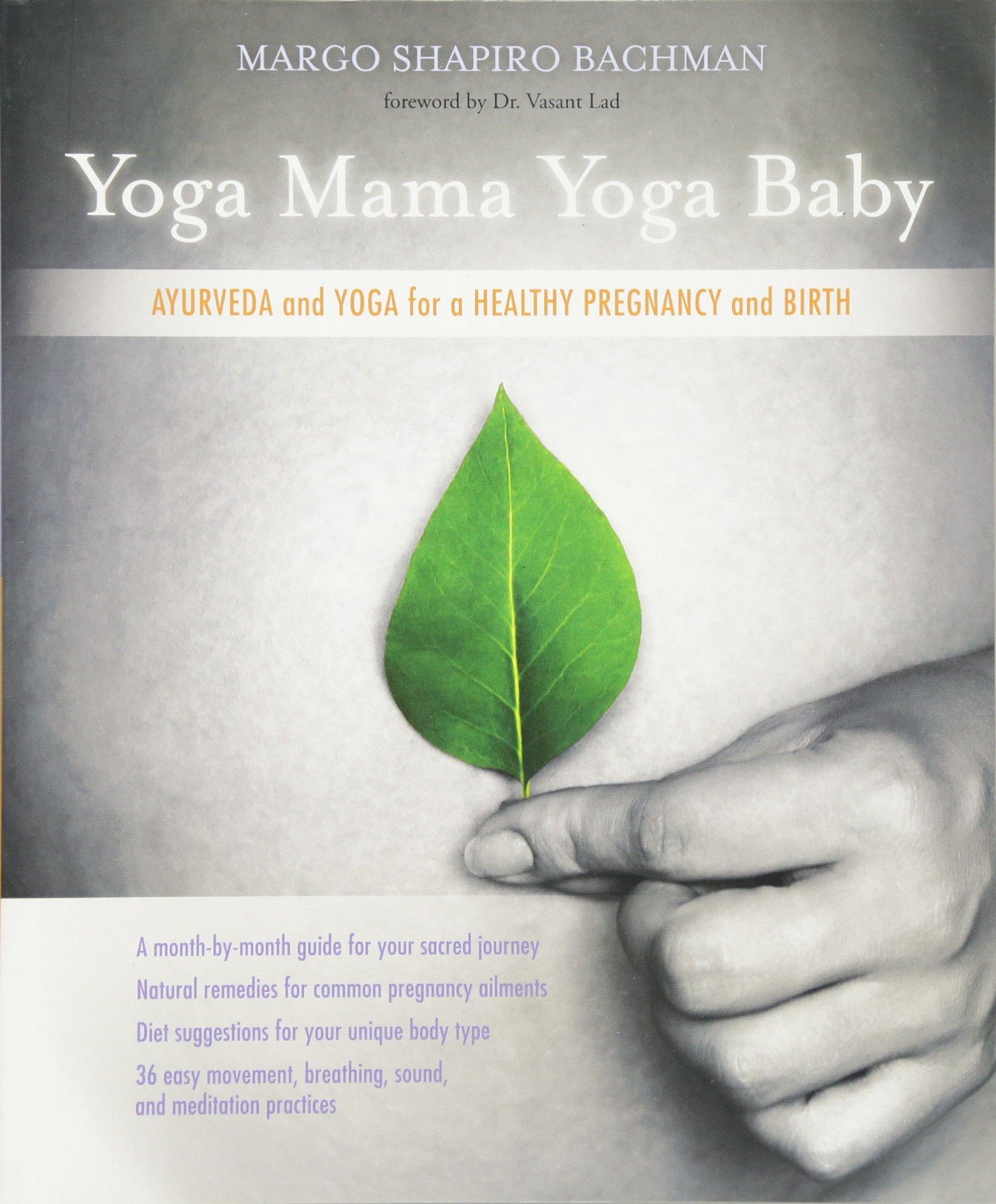 Amazon.com: Mama de Yoga, Yoga, bebé: Ayurveda y Yoga para ...