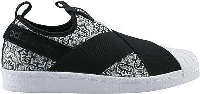 adidas Superstar Slip On W chaussures blackwhite 41 13 EU