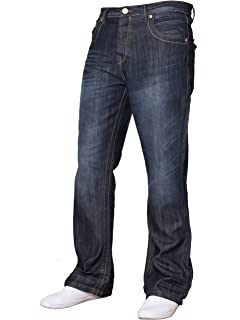 NEW MENS APT A42 BOOTCUT LIGHT-BLUE JEANS 28 TO 48 BOOT CUT **SPECIAL PRICE**