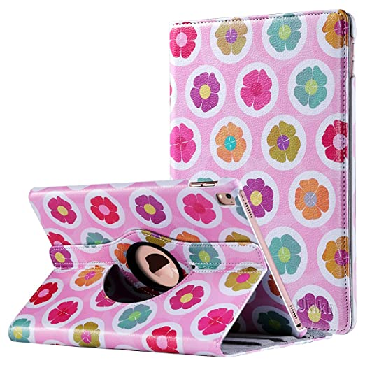 6 opinioni per Custodia per iPad Pro 9.7, ULAK Cover iPad Pro 9.7 Cover case in pelle PU- La