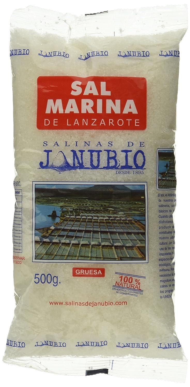 Amazon.com : Grobes MEERSALZ aus den Salinas de Janubio, Lanzarote - 500 g gruesa - VERSANDKOSTENFREI : Toggle Clamps : Grocery & Gourmet Food