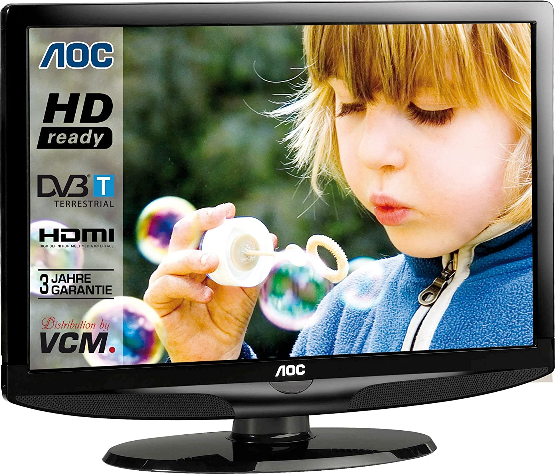 AOC L26WB81- Televisión HD, Pantalla LCD 26 pulgadas: Amazon.es: Electrónica