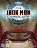 Iron Man 3 Movie Collection: Iron Man / Iron Man 2 / Iron Man 3 [Blu-ray]