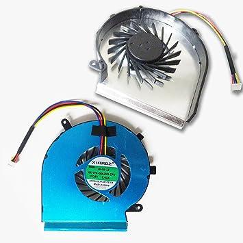 Bucom Ventilador Enfriador para MSI GE62 gl62 ge72 gl72 GP62 gp72 ...