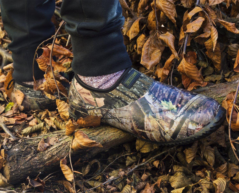 Nitehawk Chaussures de chasse pêche à enfiler - en néoprène imperméables -  camouflage  Amazon.fr  Sports et Loisirs 69f4cd00b2b8