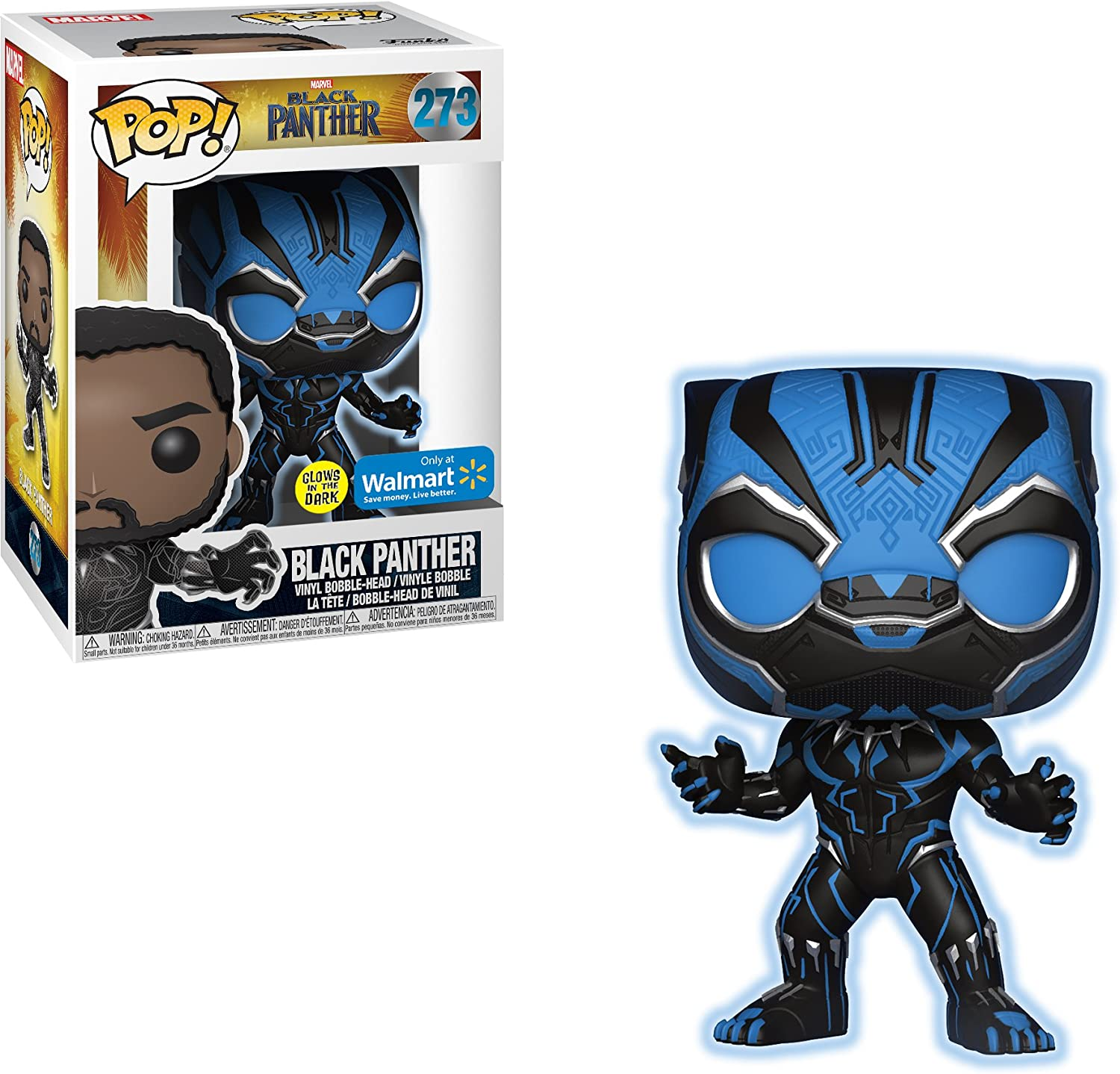 Funko Pop 273 Black Panther