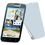 4x Huawei Ascend G610 ENTSPIEGELNDE PREMIUM Displayschutzfolie Bildschirmschutzfolie Schutzhülle Displayschutz Displayfolie Folie