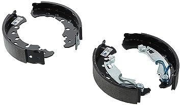Rear Delphi Brake Shoes For Drums Vauxhall Agila 1.0 12V 1.0i 1.2i 16V 1.3 CDTI