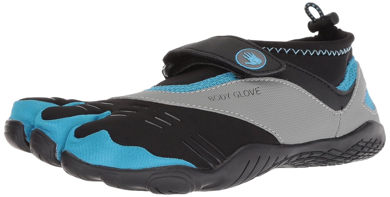 Body Glove Women's Max Trail Running US|Black/Neon Shoe B07F2M9KTH 5 M US|Black/Neon Running Blue 684b09