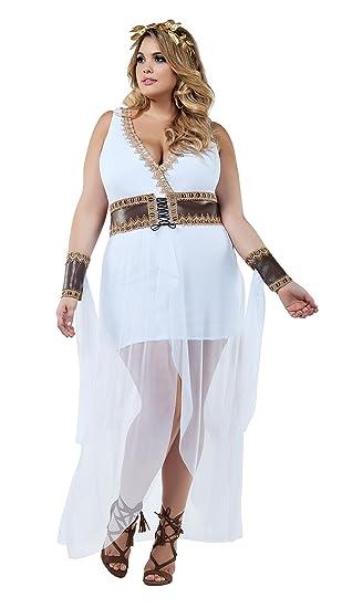 Amazon.com: Starline Women\'s Plus Size Goddess Costume: Clothing